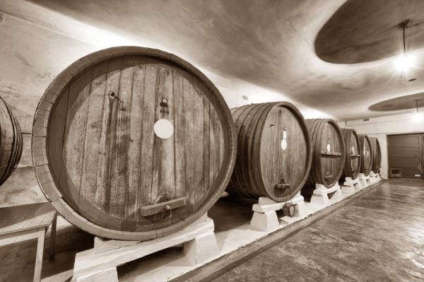 Winery Construction Schedule
