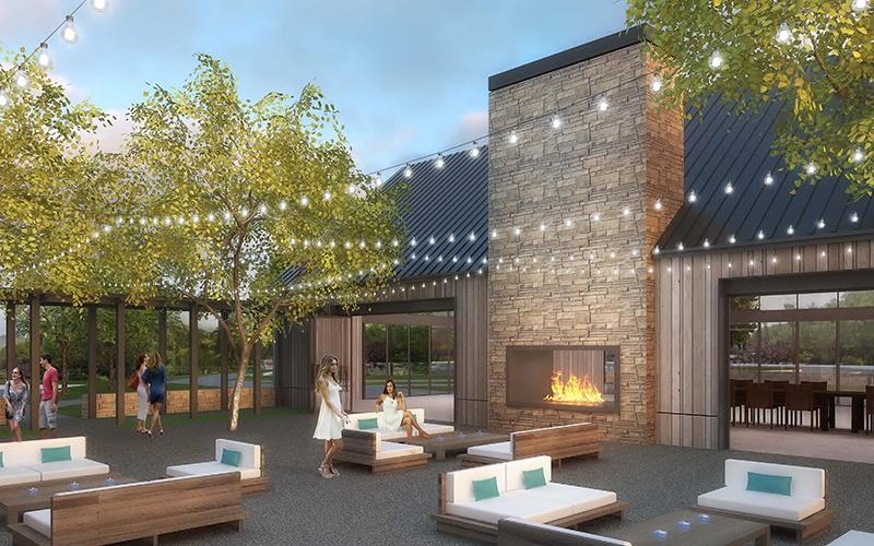 Hotel Villagio, Luxury Resort Renovation