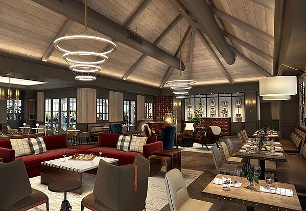 Hotel Villagio, Luxury Resort Renovation